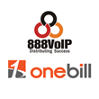 OneBill Platform Announces Integration with 888VoIP Platform
