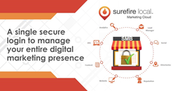 Surefire Local Launches Cloud Marketing Platform Built for Local Businesses