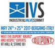 DuPont Presenting New Perfluoroelastomer Solution at Industrial Valve Summit, 24-25 May, Bergamo, Italy
