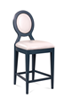dowel.furniture, custom counter stools, custom stools, high stools, french inspired stools