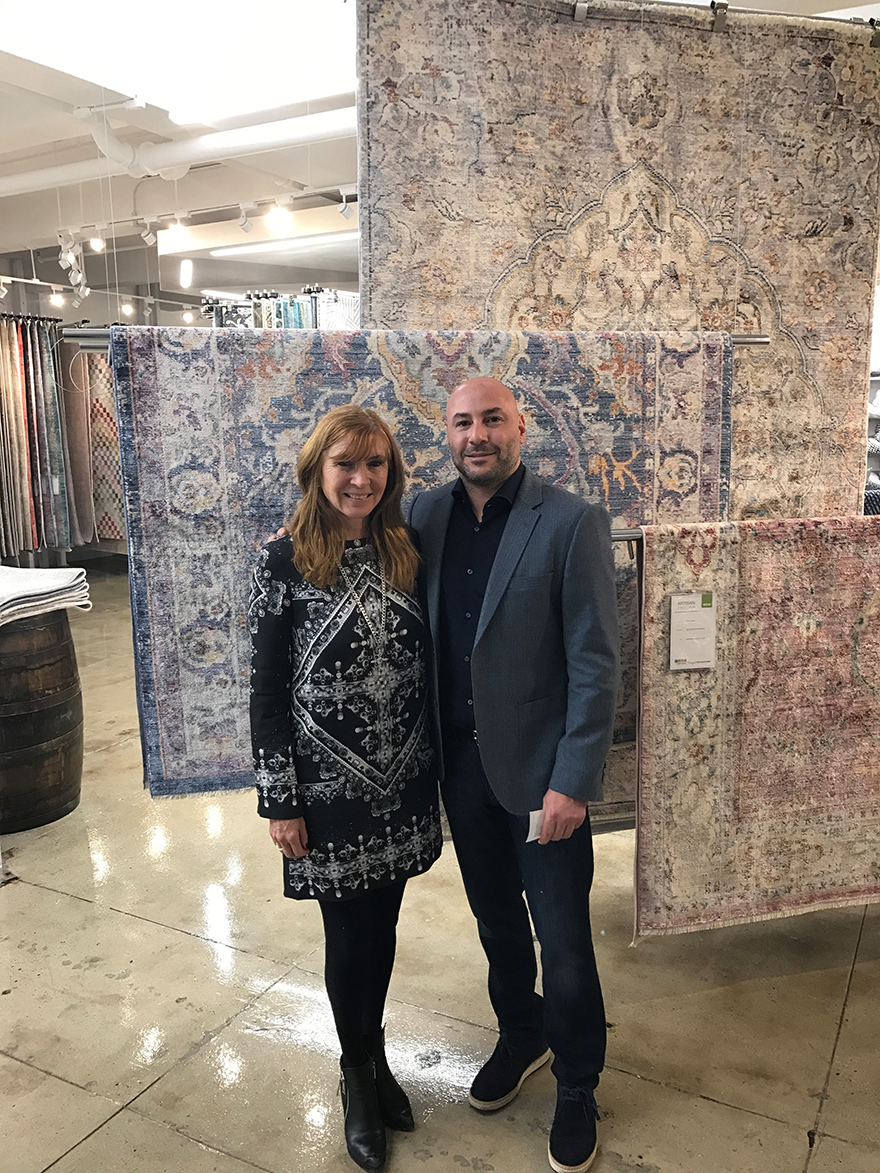 From Runway To Home Decor Home Dynamix Launches Nicole
