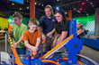 Family Affair at Hot Wheels™: Race to Win™