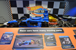 IndyyCar cutaway at Hot Wheels™: Race to Win™