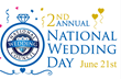 "National Wedding Council Celebrates ""National Wedding Day"" with Important Message for Brides and Grooms"