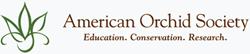 American Orchid Society logo