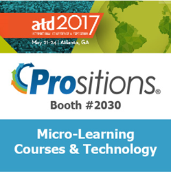ATD Expo - Prositions Booth #2030