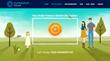 Momentum Solar Debuts Interactive Website