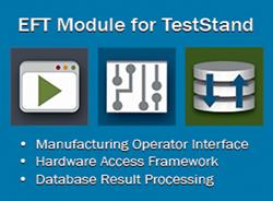 EFT Module for TestStand