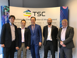 Eddyfi Technologies acquires TSC Inspection Systems