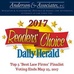 "Anderson & Associates, P.C. Named Top 5 Finalist for ""Best Law Firms"""