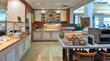 Hilton Garden Inn Philadelphia/Ft. Washington Breakfast Area