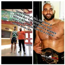 BFL Heavyweight Chamption