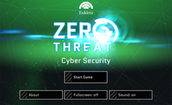 Zero Threat is a new learning game designed to help companies fight cyber-crime