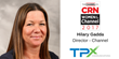 Hilary Gadda of TPx Recognized as One of CRN's 2017 Women of the Channel