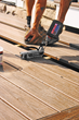 CAMO Edge Fastening creates a beautiful fastener-free surface and a safer deck.