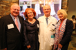 Dr. John Cox, Kay Meyer, Dr. Charles Cox and Brigitte Shaw, Chief Business Development Officer, Florida Hospital Tampa