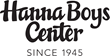 Hanna Boys Center logo