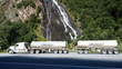 """Crowley Fuels Honored with """"Alaska Safe Truck Fleet of the Year"""" Award"""