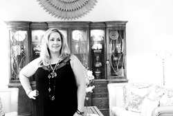 Acclaimed Artist and Interior Designer Gina Fard