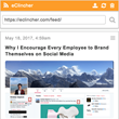 eClincher Releases RSS Auto Post Feature