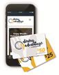 The New Dining Advantage® Gift Card by Entertainment® Empowers Marketers to Reward, Acquire and Retain Customers