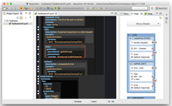 OpenAPI 3.0 Editing in RepreZen API Studio Desktop