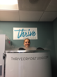 Freeze That Pain Away: Whole Body Cryotherapy Studio, Thrive CryoStudio, Opens Second Retail Location in Annapolis, Maryland
