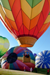 Morning Balloon Launches in the Temecula Valley