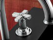 THG-Paris' new Timothy Corrigan produced Grand Central luxury bath fixture with white onyx inlay