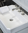 Grand Central, the second THG-Paris luxury bath fixture line produced in collaboration with Timothy Corrigan