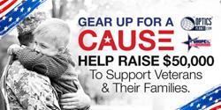 OpticsPlanet Charitable Campaign Helping Veterans