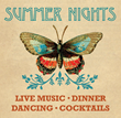Summer Nights Outdoor Concerts