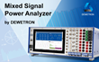 The Only 7 Phase Power Calculation, Precision MIXED SIGNAL POWER ANALYZER for Polyphase Measurements in the Industry