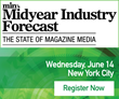 min's Midyear Industry Forecast Breakfast to Evaluate the State of the Magazine Media Industry