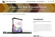 Pixel Film Studios Release TransEaster for Final Cut Pro X