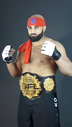 UFC Signs First Ever South Asian Fighter - Arjan Singh Bhullar