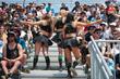 Monster Energy Girls at the SLS Nike SB Pro Open in Barcelona