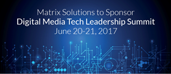 Matrix Solutions at Tech Leadership Summit