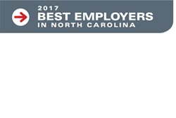 SignUpGenius' awards include Best Employers in NC list and Stevie Awards