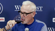 Chicago Cubs' Joe Maddon Toasts 1000th Win with a Big Smooth