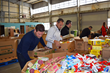 LinkSource In the Community – A Day Volunteering at the Placer Food Bank
