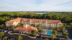 The Residence Inn by Marriott Sandestin was one of two Howard Hospitality hotels that earned Awards of Excellence from Marriott International.