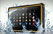 Group Mobile Adds the New Getac ZX70 Fully Rugged Android Tablet – Ergonomic One-Handed Design for Comfortable All Day Use