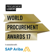 PeopleTicker wins Procurement Service Provider Award at the Prestigious World Procurement Awards 2017
