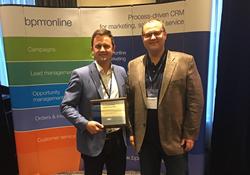 Velvetech receives an award from bpmonline