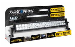 Z2120 Combination Spot/Flood Light Bar Display, Z2120 Light Bar Display, Optronics Z2120 Display