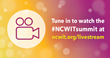 Now Streaming: 2017 NCWIT Summit on Women and IT