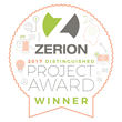 Zerion Announces 2017 Distinguished Project Award Recipients