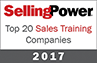 ValueSelling Associates on Selling Power's 2017 Top 20 Sales Training Companies List