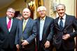 Gerald Farrell Jr., Esq., Grand Sponsors Vincent Pica II and Salvatore Zizza with Dionisio Cimarelli